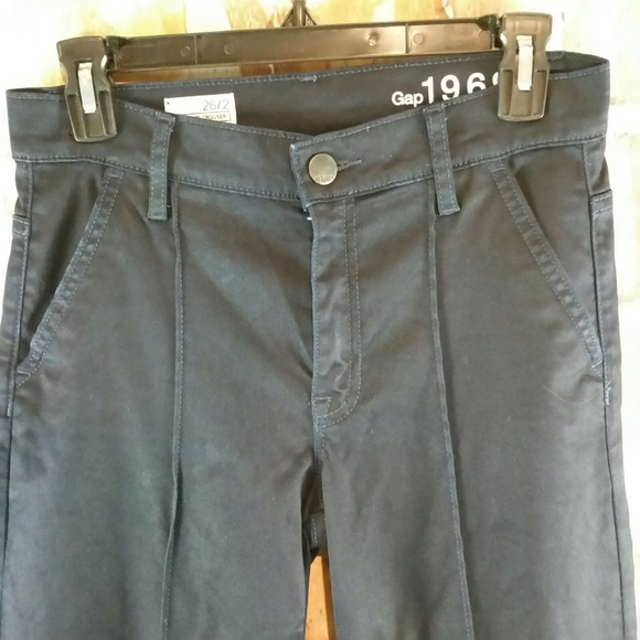GAP Pants - GAP WOMEN'S HIGH RISE TROUSERS